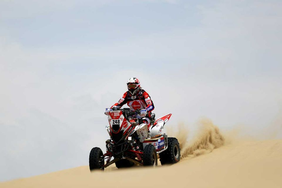 In pictures: 40th edition of Dakar Rally