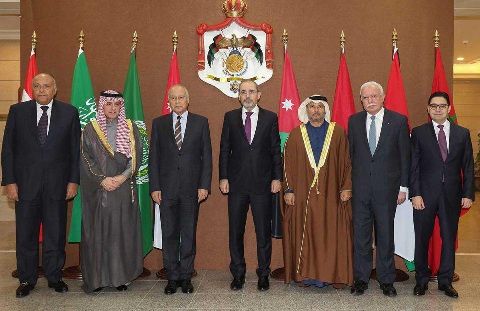 Arabs seek recognition for Palestinian capital in east Jerusalem