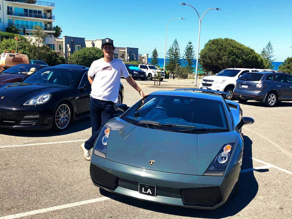 UAE 'perfect' for new luxury car Blockchain platform