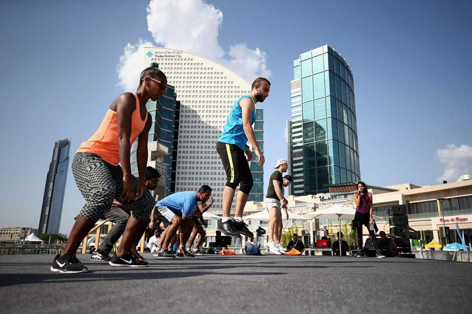 Dubai Fitness Challenge set to return later this year