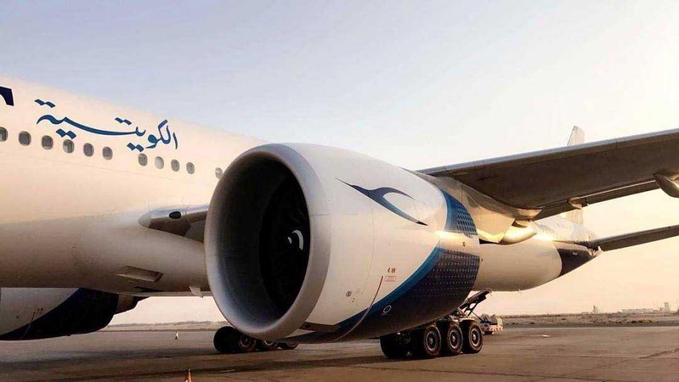 Kuwait Airways plane involved in New York collision