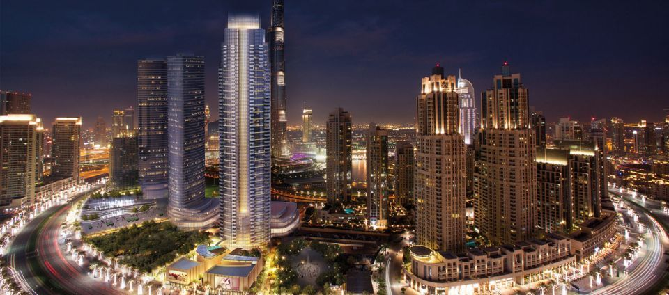 Arabtec subsidary wins Dubai Opera District towers' contract