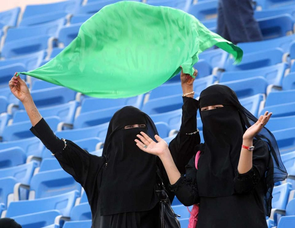 Saudi football stadia set to welcome women for the first time