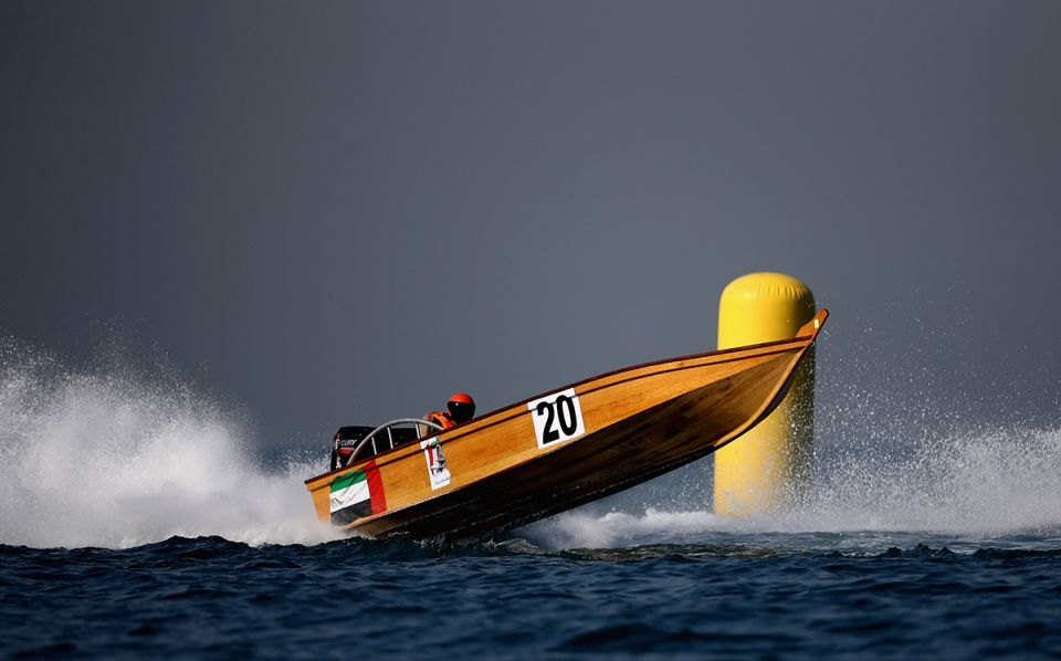 In pictures: Dubai Wooden Powerboat championship