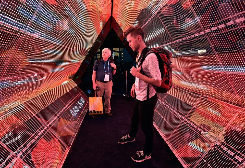 In pictures: CES 2018 kicks off in Las Vegas