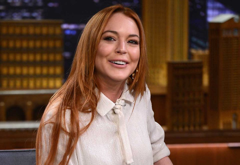 Lindsay Lohan plans to design island in Dubai