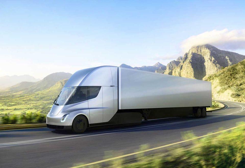 Bee'ah to add 50 electric Tesla Semi trucks to its fleet