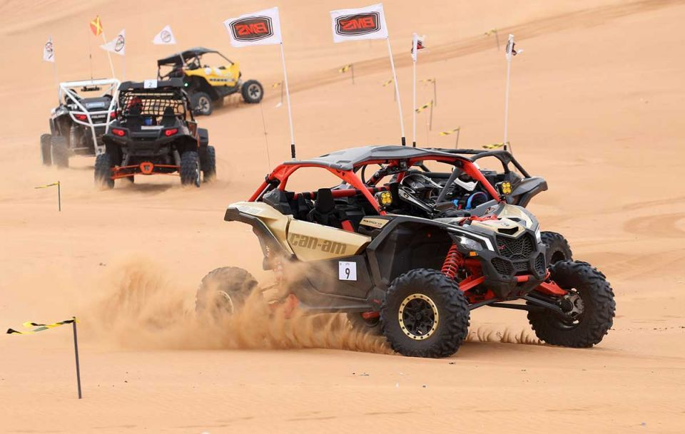 In pictures: Second edition of the Sharjah Sports Desert Festival