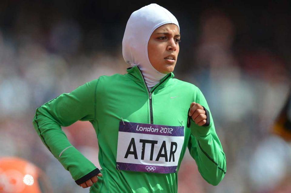Saudi's Sarah Attar takes steps toward Tokyo 2020 Olympics