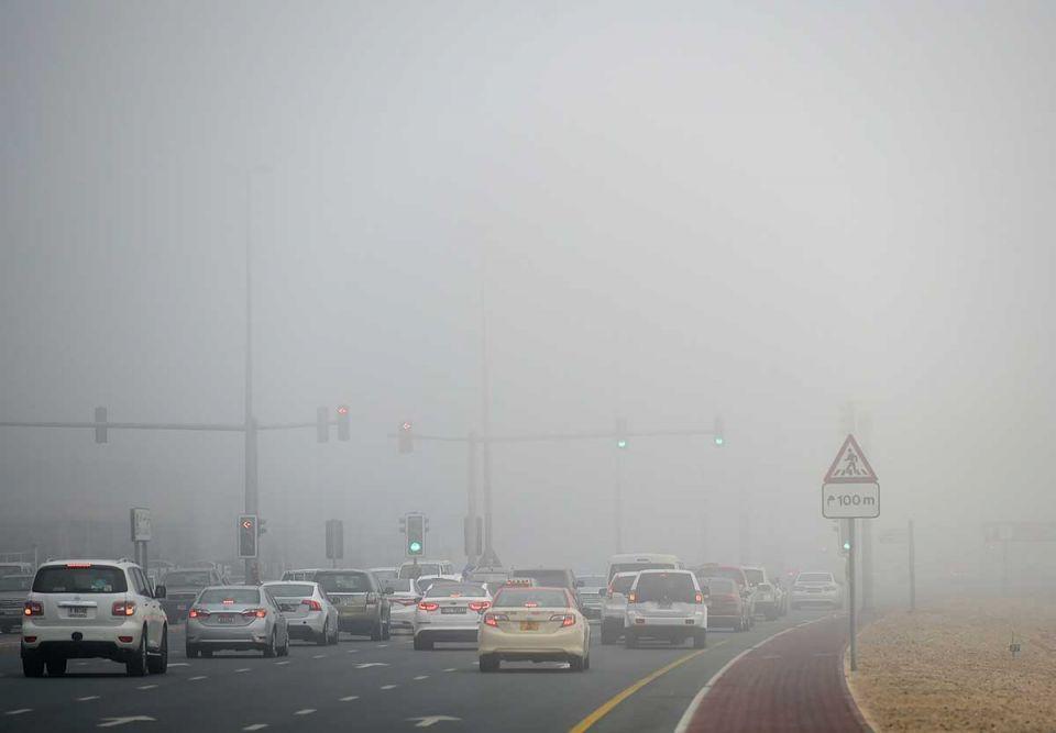 Seven Dubai flights diverted due to heavy fog