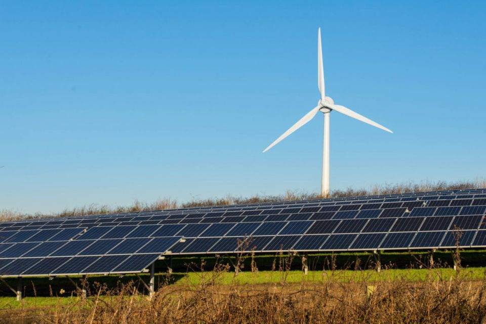 Saudi firm wins deal for Chilean solar-wind project
