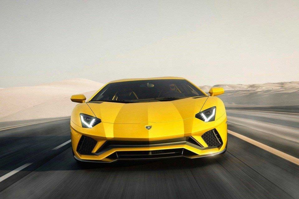 Review: Lamborghini reinvent the supercar with the Aventador S