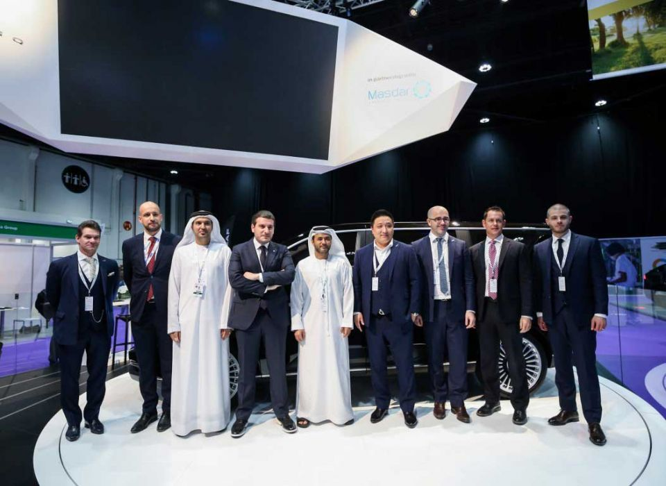 Masdar to test autonomous vehicle concepts with Chinese firm