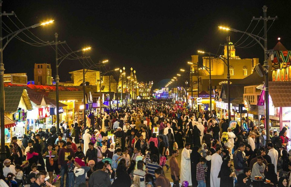 Dubai's Global Village sets new visitor record for first 2 months