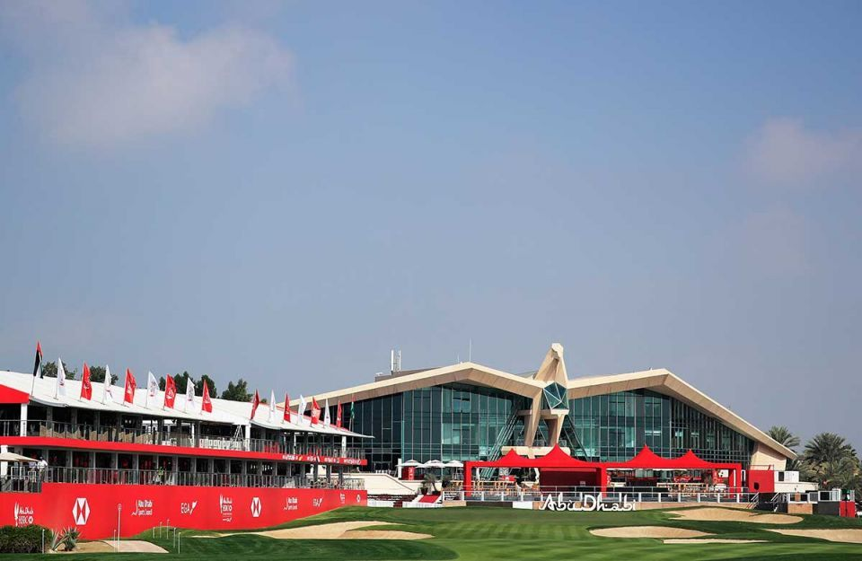 In pictures: Preview of Abu Dhabi HSBC Golf Championship presented by EGA