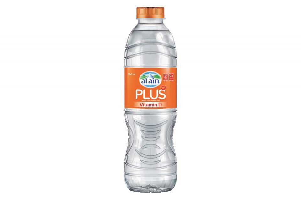 World's first Vitamin D water launched in UAE