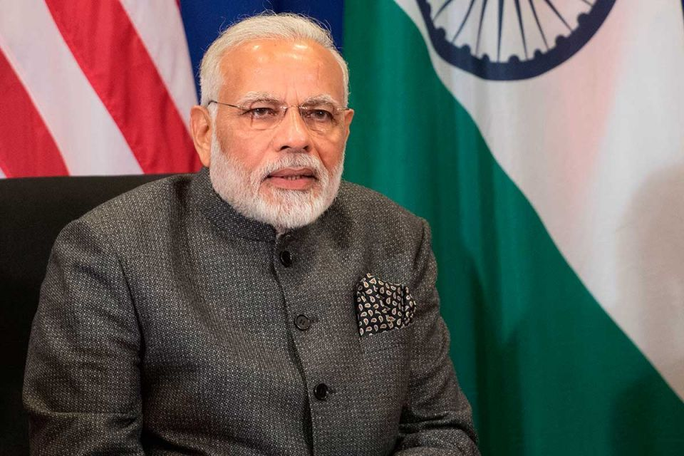 Modi to meet Palestinian leader during Middle East tour
