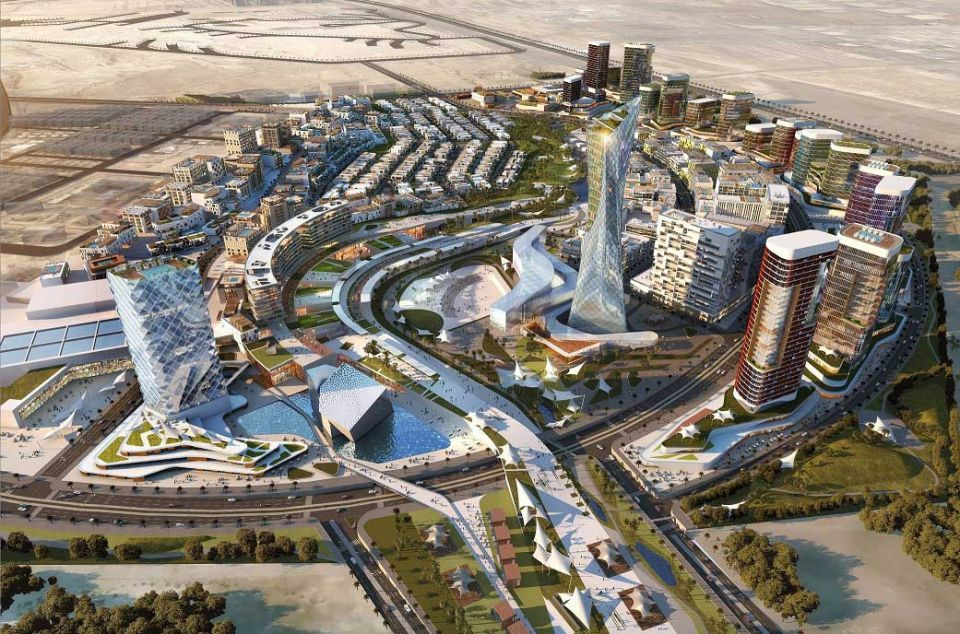 Dubai developer launches wasl gate project onto freehold market