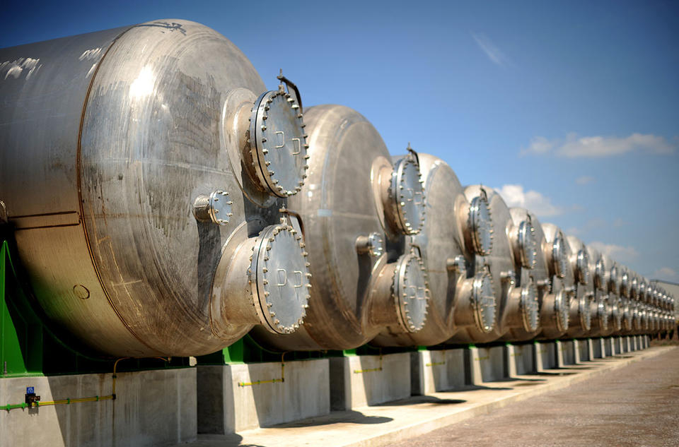 Saudi utility firm wins financing for $650m desalination project