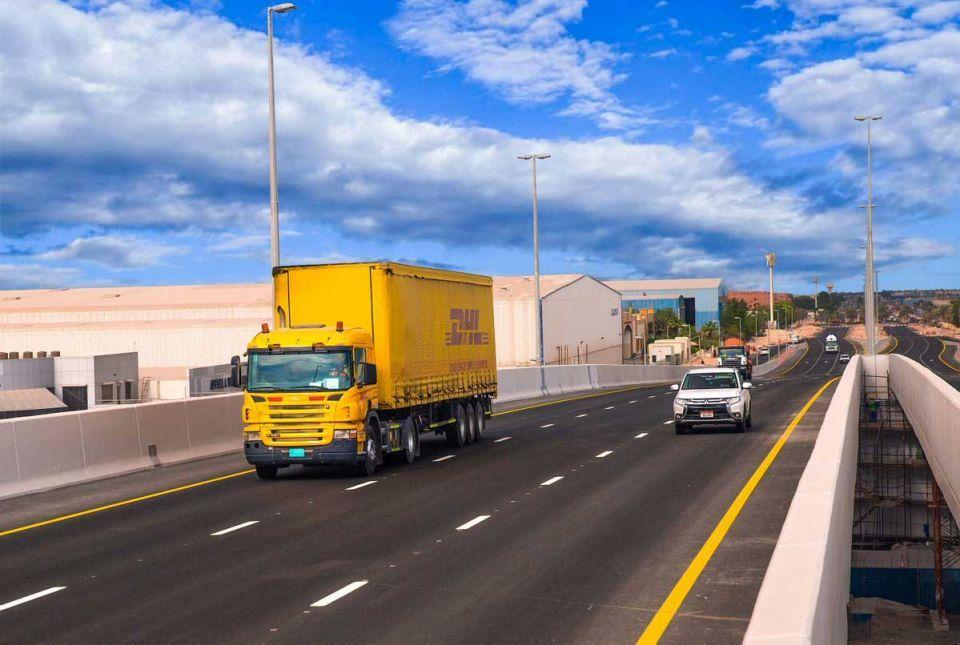 New Jafza bridge a 'game changer' for Dubai logistics
