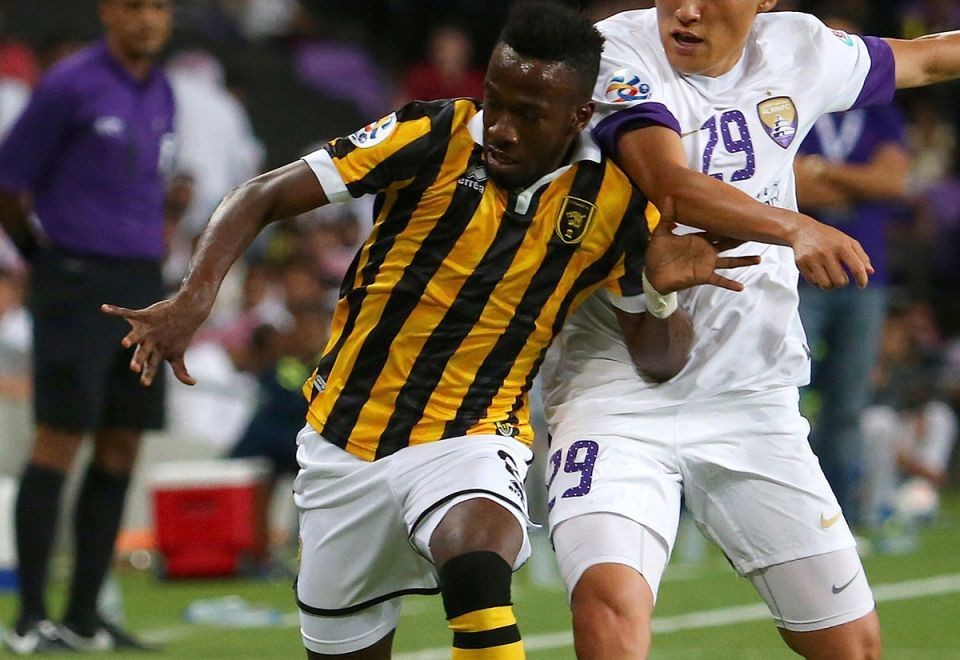 Muwallad carries Saudi hopes to Russia for World Cup