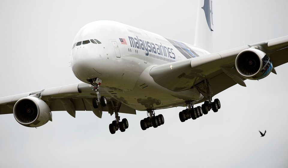 Airbus A380 finds new life on Malaysia Airlines' pilgrim trips