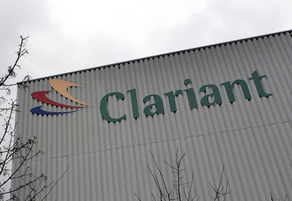 Saudi Sabic buys 25% of Swiss chemical maker Clariant