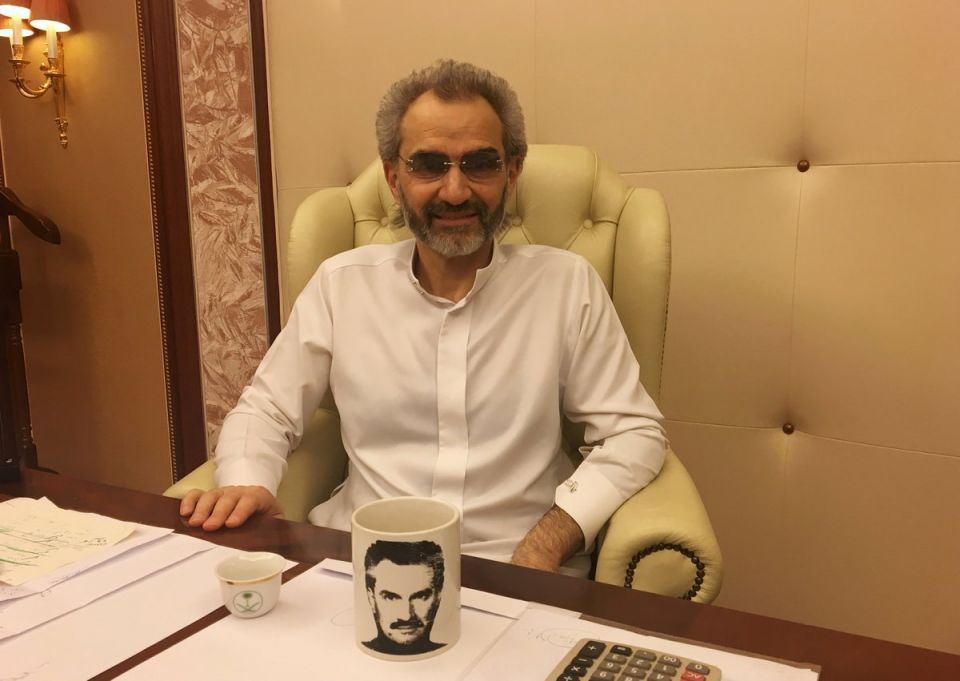 Prince Alwaleed: how I spent my days during purge detention
