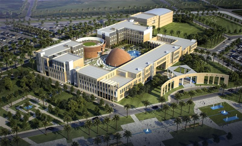 Top US university unveils $136m Dubai campus plan