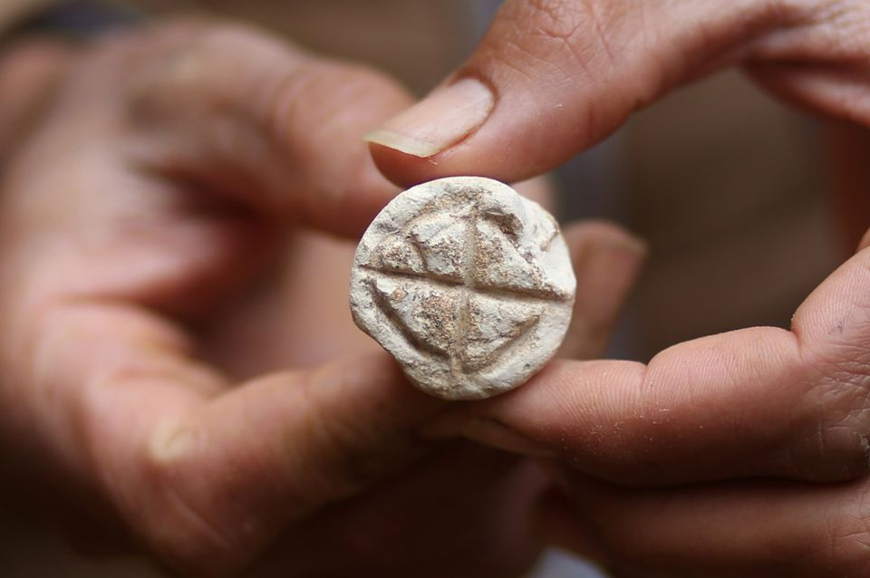 In pictures: Ancient graves uncovered in Gaza