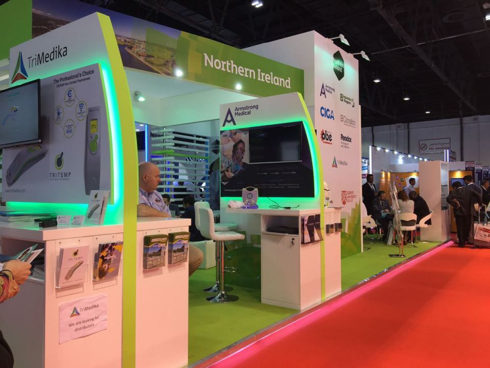 In pictures: 43rd edition of the Arab Health Exhibition and Congress