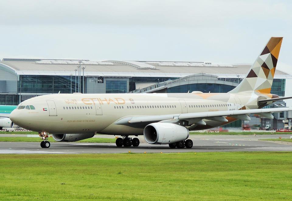 Etihad announces special fares on Dublin flights