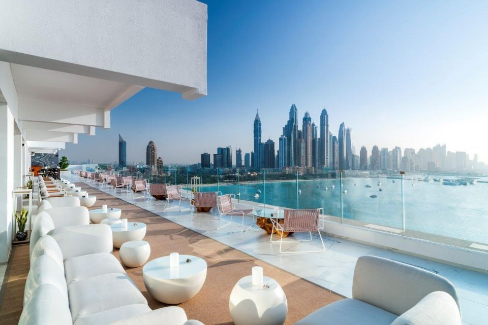Review: Is this Dubai's swankiest rooftop lounge?