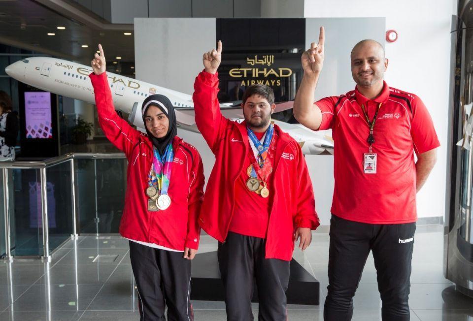 Etihad launches Special Olympics employee volunteer programme