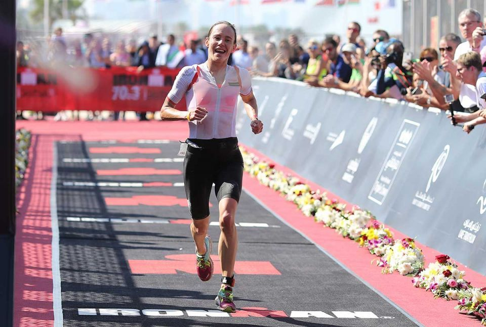 In pictures: Ironman 70.3 in Dubai