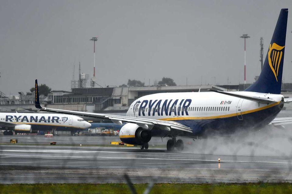 Low-cost carrier Ryanair begins first flights to Jordan