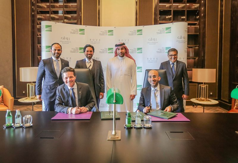 Rove Hotels expands in Saudi Arabia with first hotel in KAEC