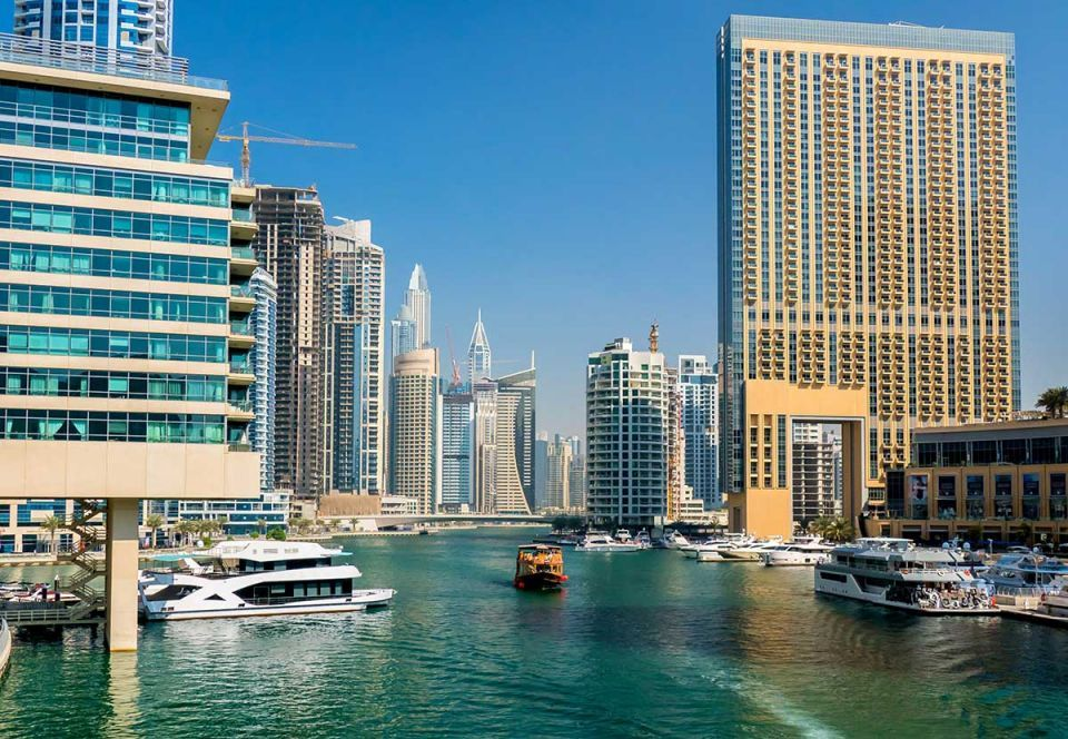 Dubai Marina knocked off top spot for apartment rentals