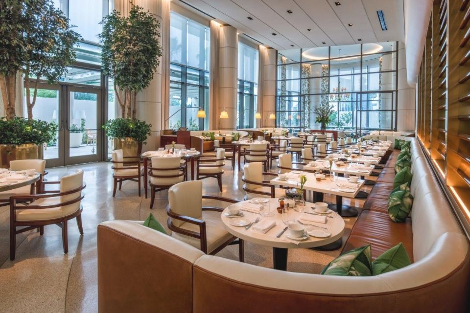 Review: Jean-Georges restaurant in Beverly Hills - as fine as it gets