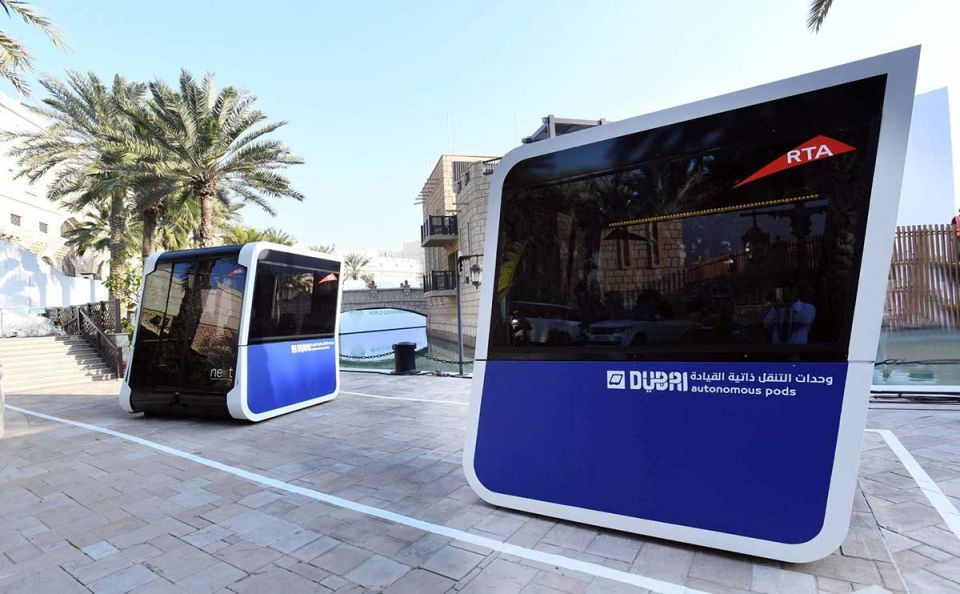 Dubai to host self-driving transport congress and challenge