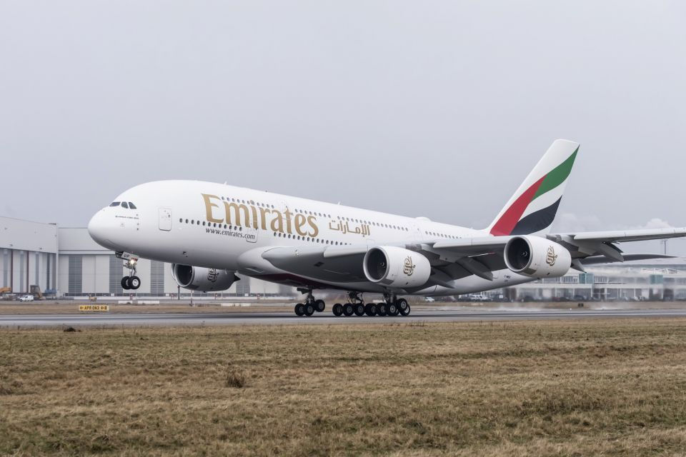 Snowstorms force Emirates to cancel New York flights