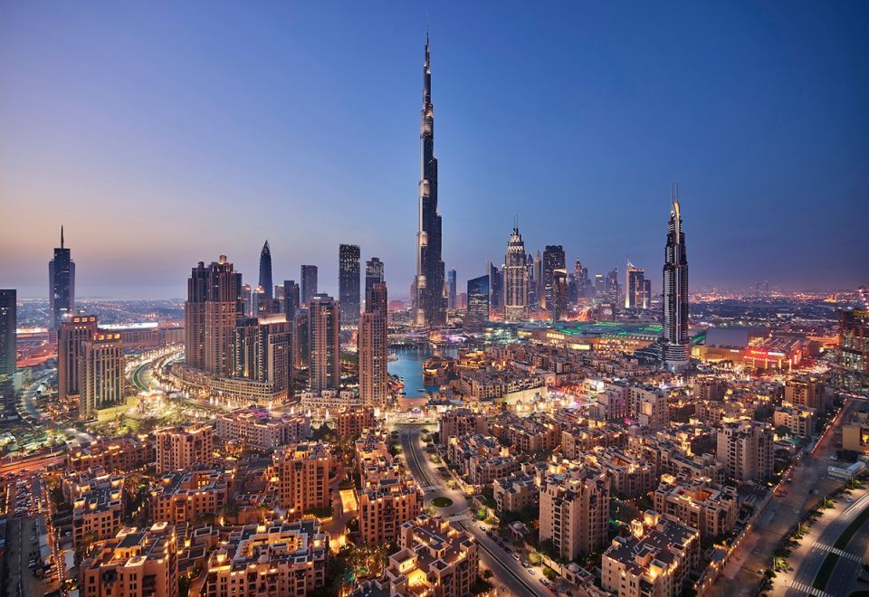 Shares rally puts Emaar on course for best month in 3 years