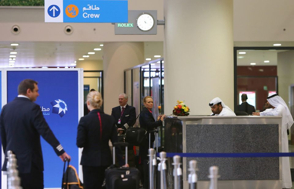 DWC airport traffic boosted by Russian visa regulations