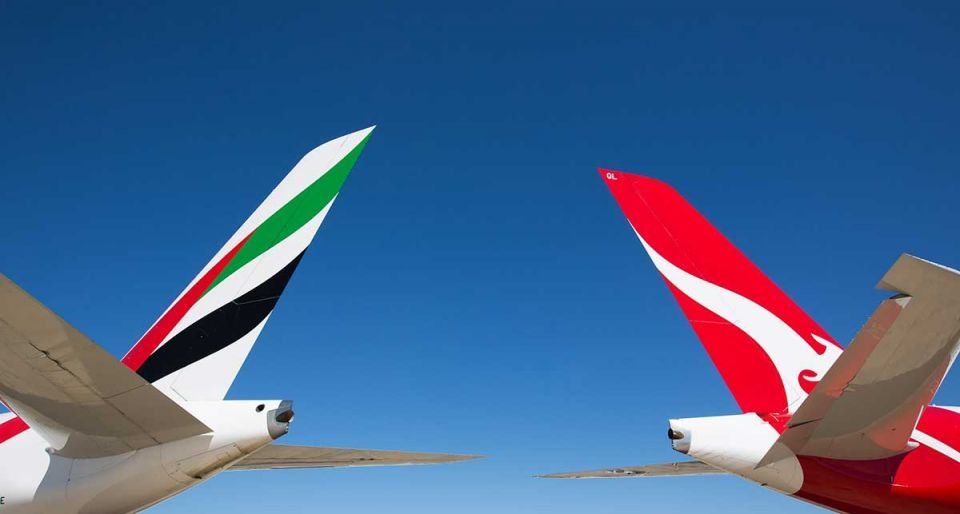 Australia gives approval to Emirates-Qantas partnership until 2023