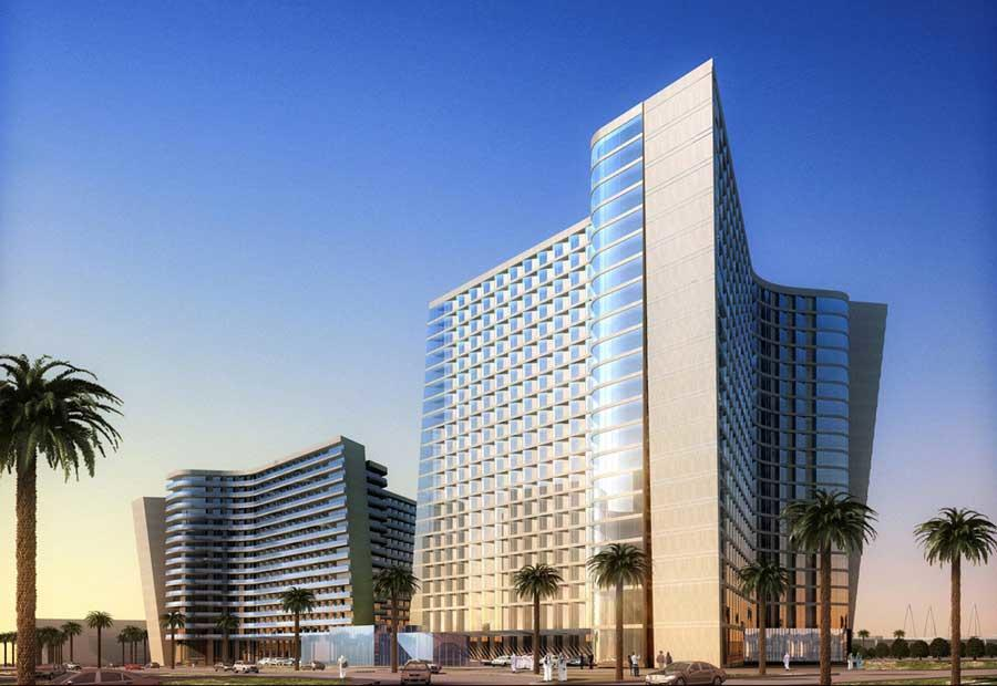 Hilton says planning to triple hotels in Middle East
