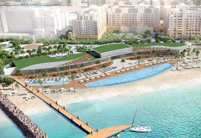 Nakheel awards contract for St Regis Beach Club on Dubai's Palm