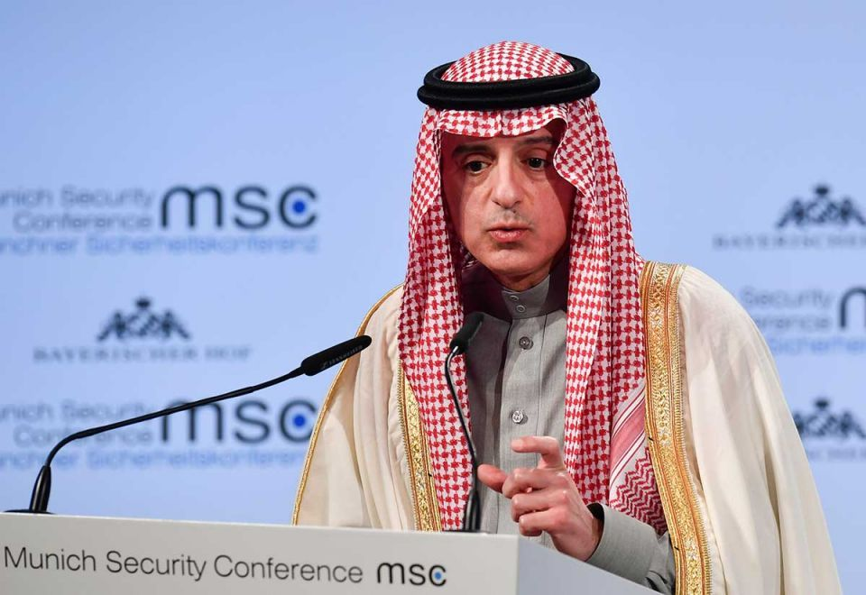 After Canada-Saudi row, West confronts risk of speaking up