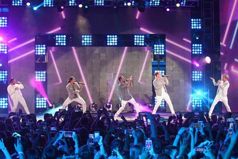 Backstreet Boys return to Dubai for Blended festival