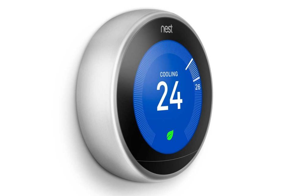 Alphabet's Nest Thermostat launches in the UAE
