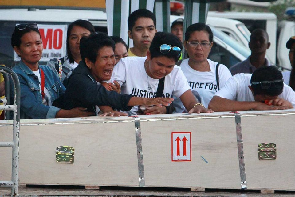 Philippine officials to visit Kuwait amid migrant worker row